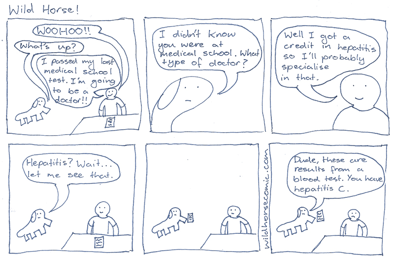 I was going to call this comic